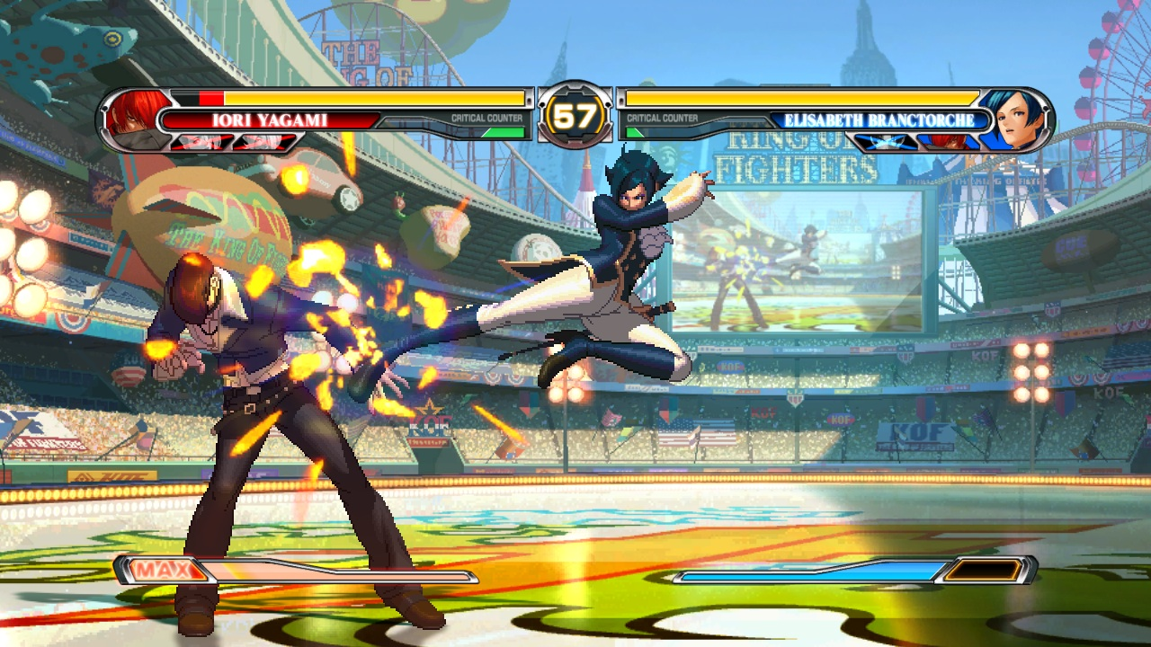 King Of Fighters Xii Ps3 Review A Post Mortem Post Patch My
