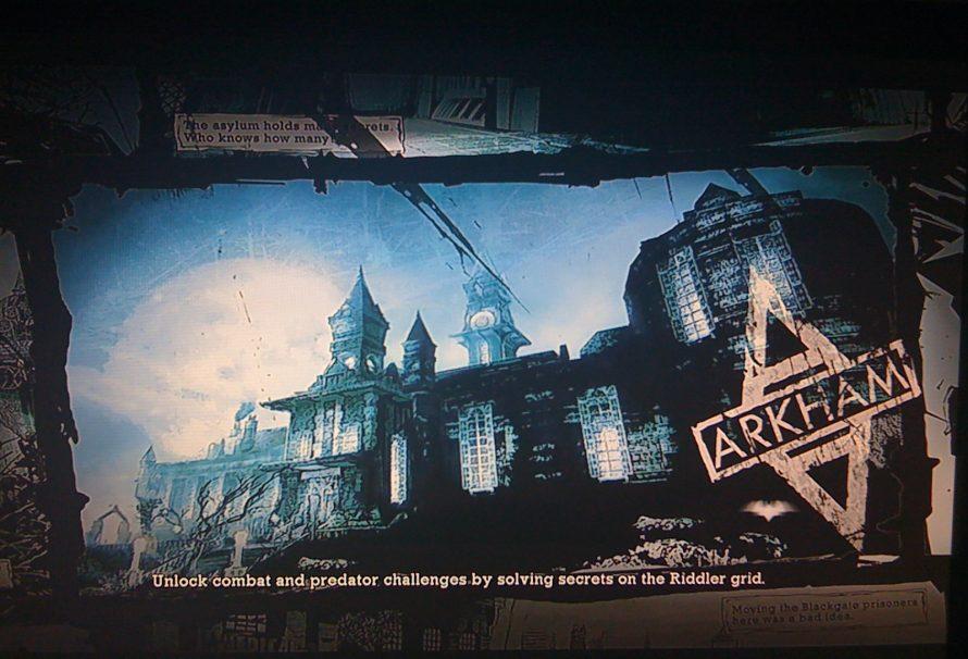 Batman Arkham Asylum Review