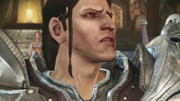 Loghain MacTir of Denerim is one of the bad guys in Dragon Age: Origins that