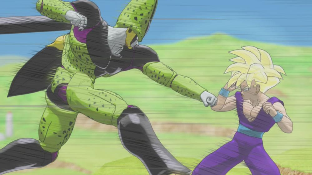 Dragon Ball Z: Tenkaichi Tag Team chega para o agrado dos fãs no PSP ...