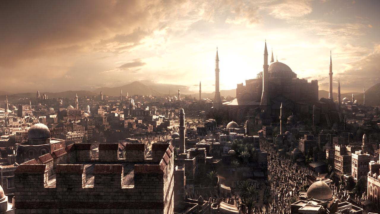 a look at the fall of constantinople The fall of constantinople 1453 for over a thousand years, constantinople stood as the center of the known world, a crossroads between 'east' and 'west' this ancient city was a prized jewel for all manner of conquerors.