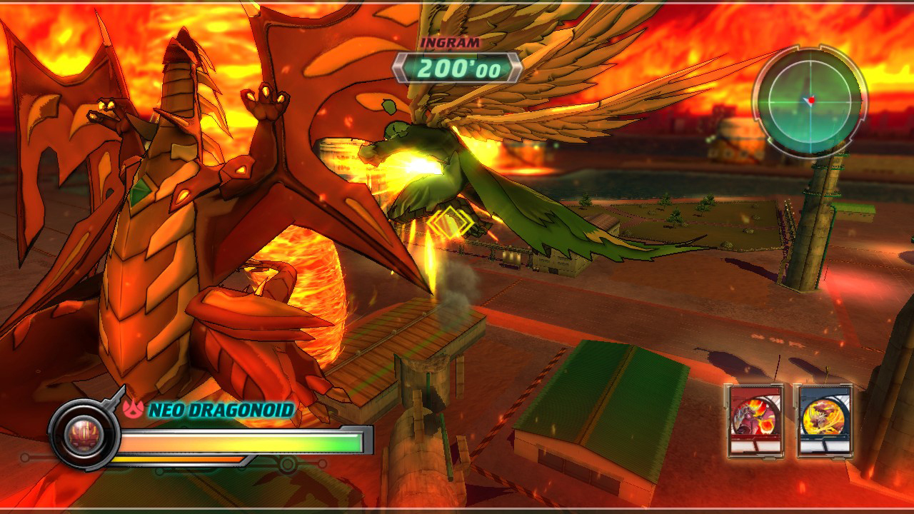 [XBOX360] Bakugan: Defenders of the Core (RegionFree) [2010 / ENG]