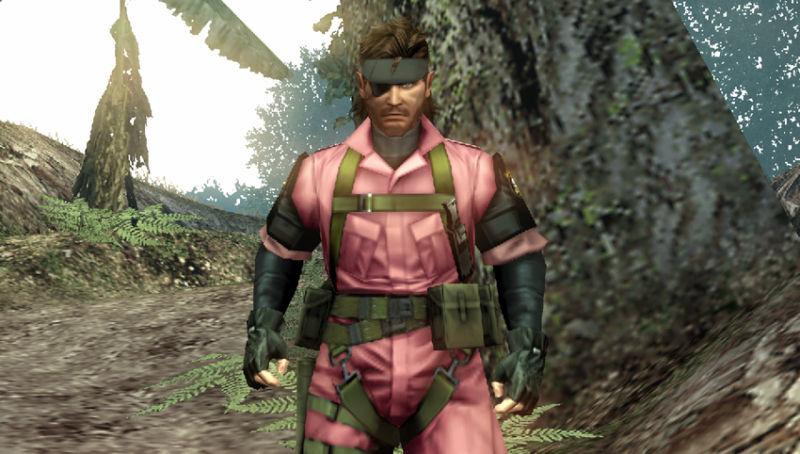 Metal Gear Solid: Peace Walker now playable on PS Vita