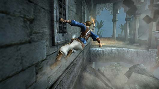 Prince Of Persia Sands Of Time Features