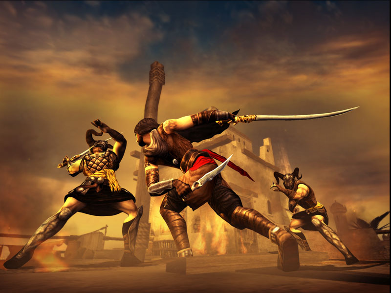Prince of Persia: The Two Thrones  Free Download Highly Compressed Pc Version Full Version