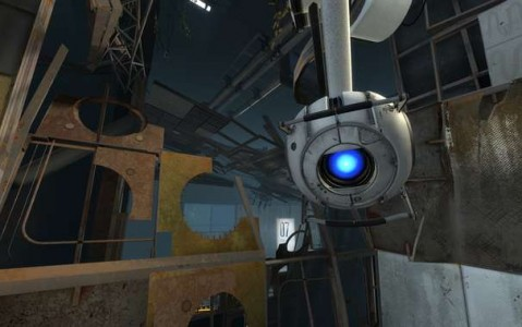 portal 2 ps3 cover. portal 2 ps3 vs pc. portal 2