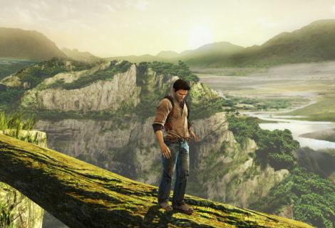 Gamescom 2011: Uncharted: Golden Abyss Screenshots