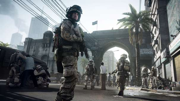 Battlefield 3 Beta Patch Coming Soon [Update: Now Available]