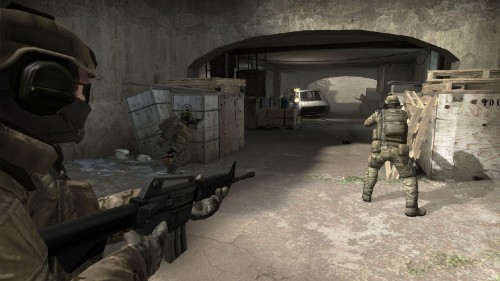 Counter-Strike: Global Offensive Beta Starts Next Month