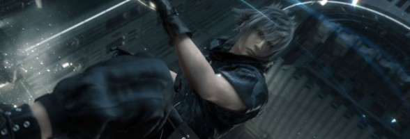 Final Fantasy Versus XIII Finally Goes Into Full Production