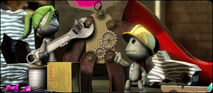 400,000+ Copies Of LittleBigPlanet 2 Sold Since Black Friday