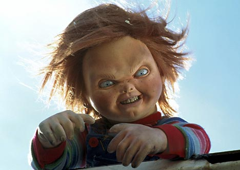 Chucky: coming to a console near you