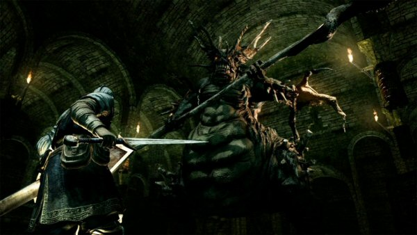 "Dark Souls: Special Boss ""Souls"" Usage"
