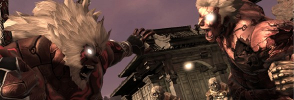 Asura's Wrath Receives Official Release Date