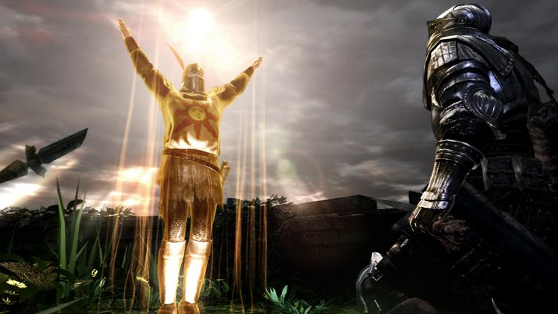 "Dark Souls: The Ways in Healing the ""Curse"""