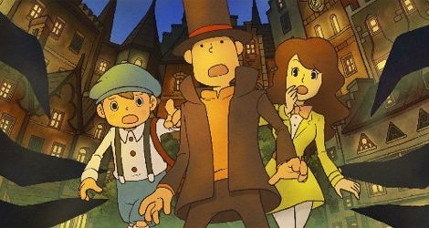 Professor Layton and the Last Specter Review
