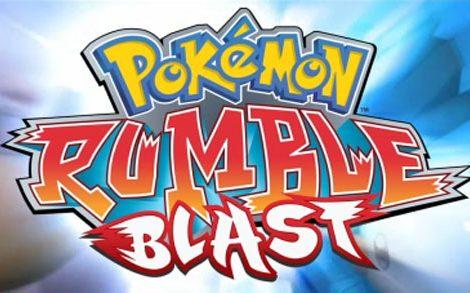 Pokemon Rumble Blast Review