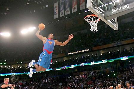 No Slam Dunk Contest In NBA 2K12