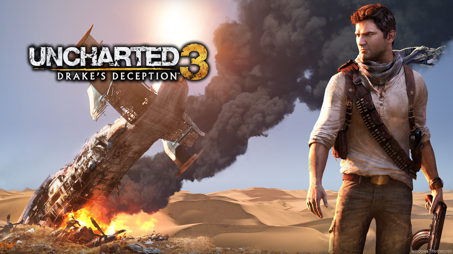 Off-Screen Uncharted 3 Screenshots Prove Graphical Leap ...