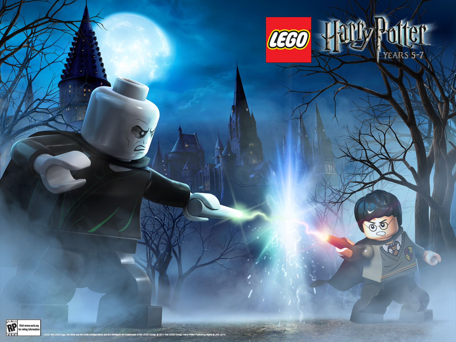 lego harry potter years 5 7 hardware issue Then