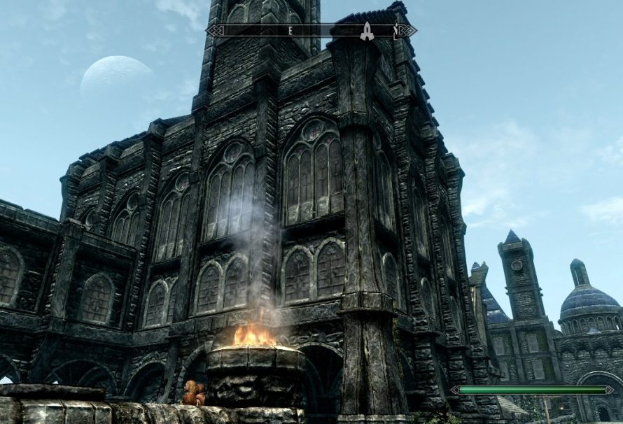 Skyrim – Enrolling in the Bard's College & The Benefits of Joining