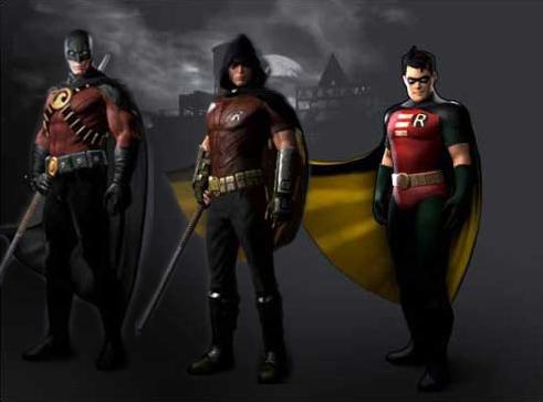 New Batman Arkham City DLC Trailer Robin Gameplay