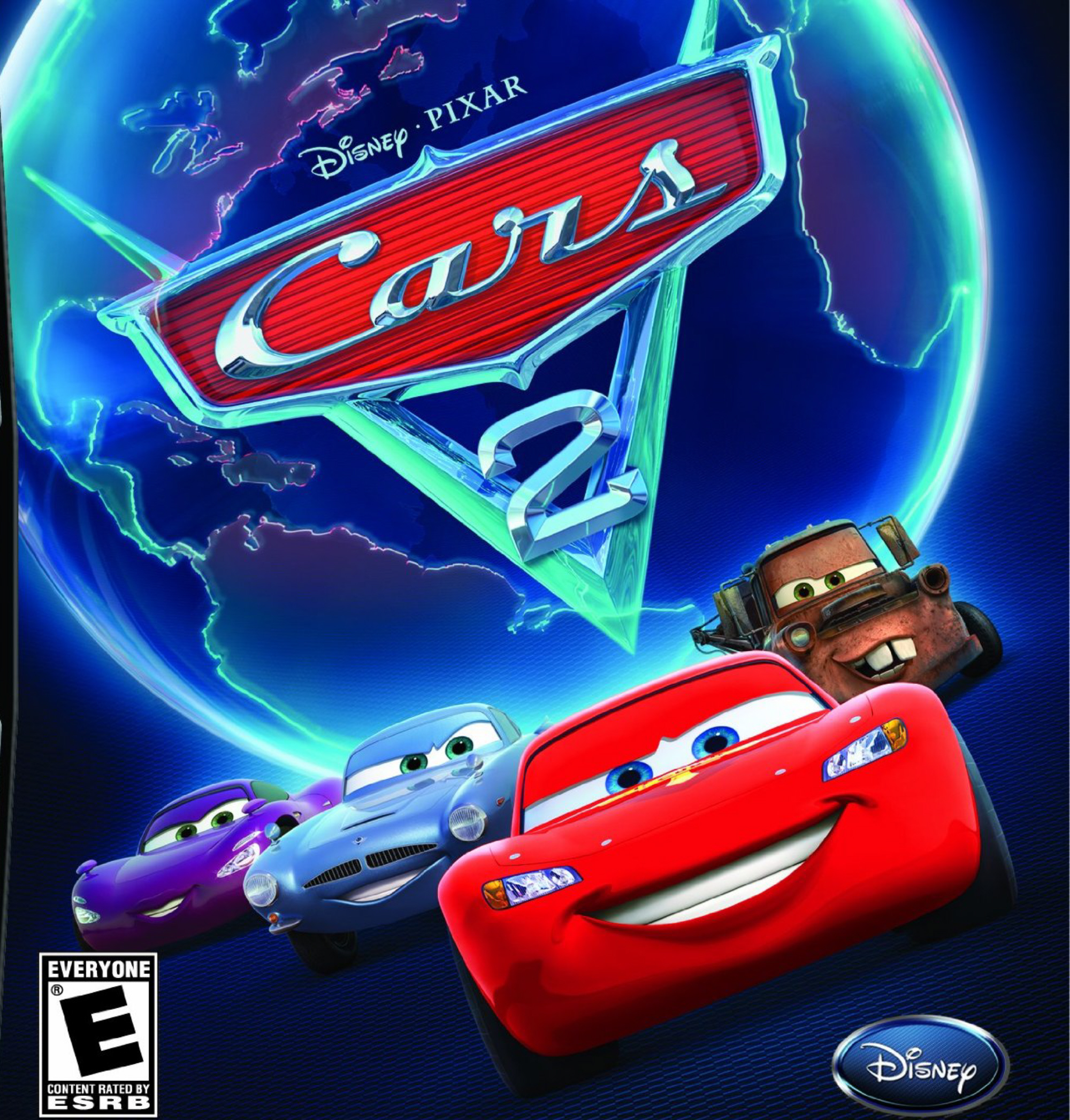 Cars  The Videogame Ps Walkthrough
