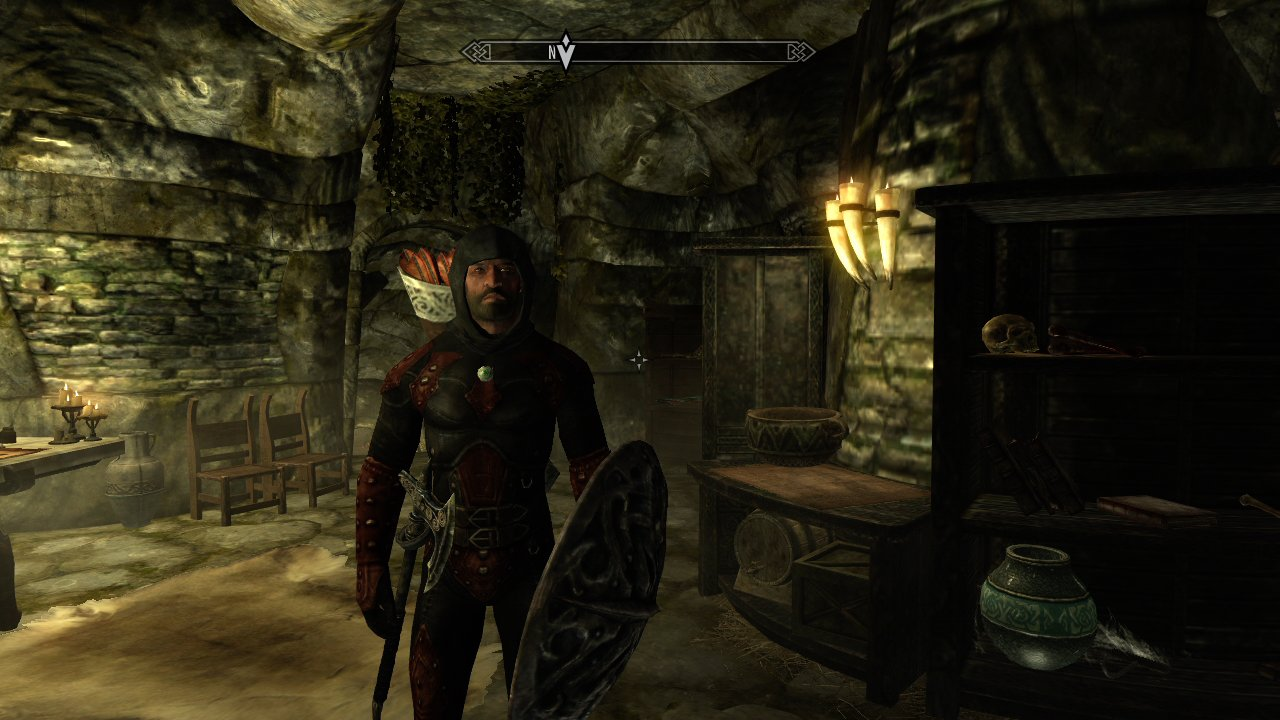 how to become part of the dark brotherhood in skyrim