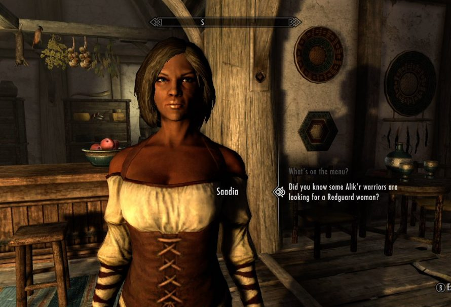 Skyrim Sidequest – In My Time of Need