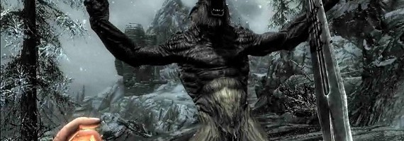 Skyrim's Werewolf Detailed; Powerful But Not Unstoppable