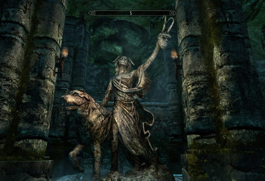 Skyrim – To Kill or Not to Kill a Dog & the Masque of Clavicus Vile (Daedra Artifact)