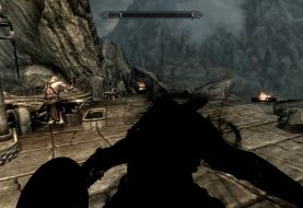 Skyrim - Curing the Disease of Lycantrophy (Werewolf)