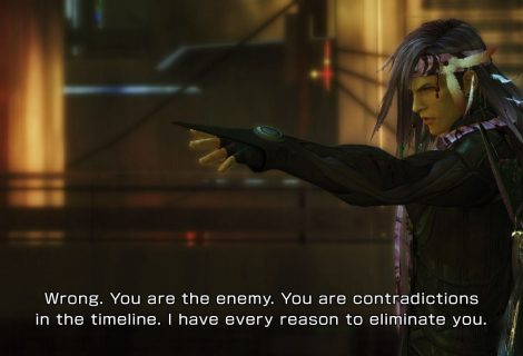 New Final Fantasy XIII-2 Screenshots Released