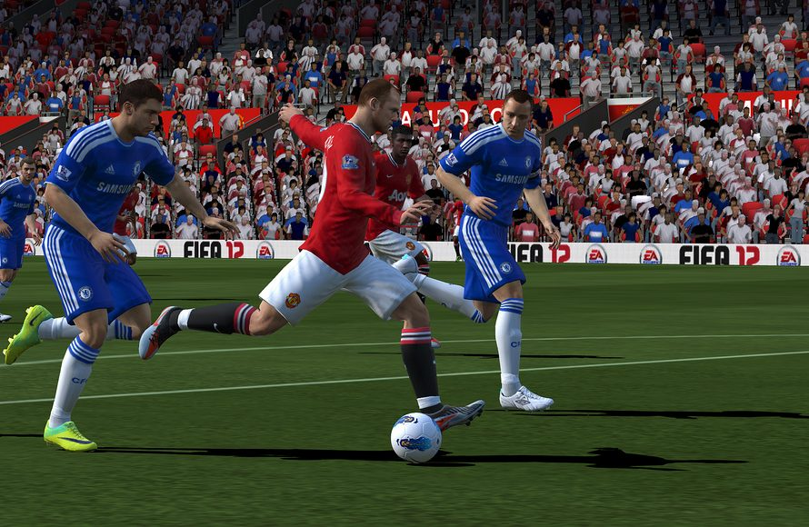 FIFA Soccer for PS Vita gets a release date.
