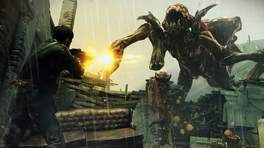IGN Names Resistance 3 PS3 Shooter Of The Year