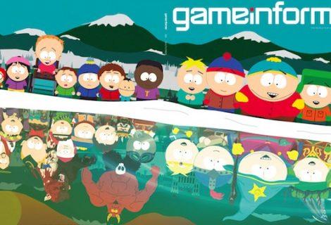 Latest GameInformer Reveals South Park RPG
