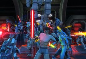 An Old Fashioned Old Republic Flash Mob