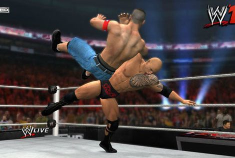 Online Servers For WWE '12 Should Be Ready Before January