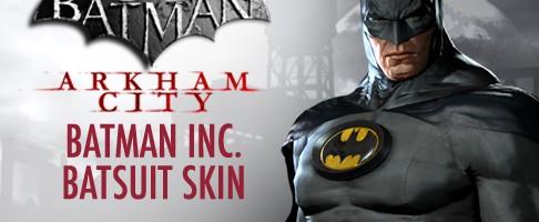 Rocksteady Gives Away Free Batman Arkham City DLC