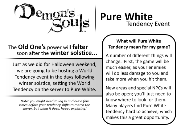 Demon's Souls Tendency FAQ - PlaystationTrophies.org