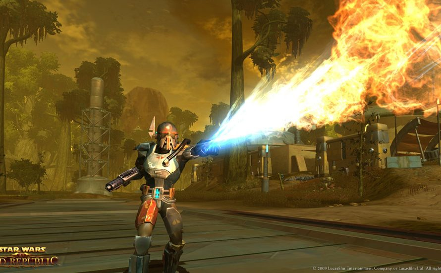 SWTOR March to Makeb event begins this weekend; Earn Double XP