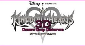 Kingdom Hearts 3D Gets A Japanese Release Date