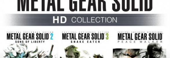 Metal Gear Solid HD Collection European Launch Trailer