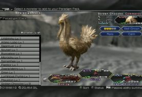 Final Fantasy XIII-2: Acquiring the 'Gold' Chocobo