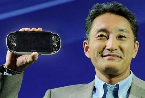Kaz Hirai To Become Sony President In April