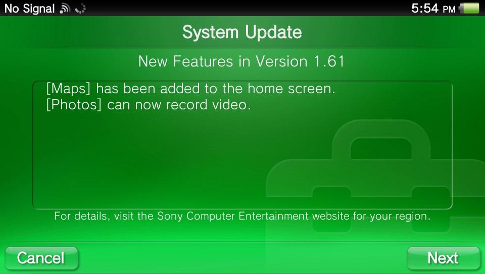 Прошивка PSP Vita 1.61 1.81: скачать прошивку или заказать у.