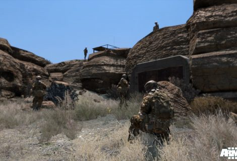 Arma 3 Hands On Impressions