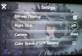 PlayStation Vita: How to Turn On Bilinear Filter When Playing PSP Games