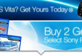 Gamestop Starts B2G1 on First Party Vita Games