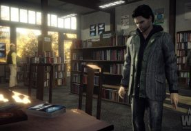 Alan Wake Now Available on STEAM